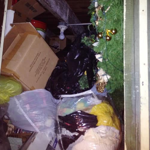 Hoarding Situation Handling & Disposal