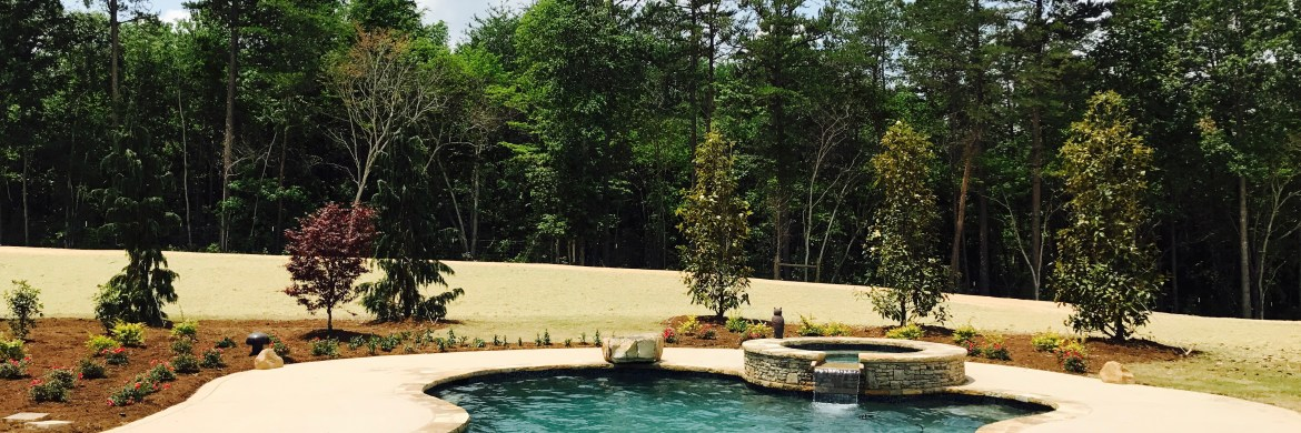 landscape design chatsworth ga