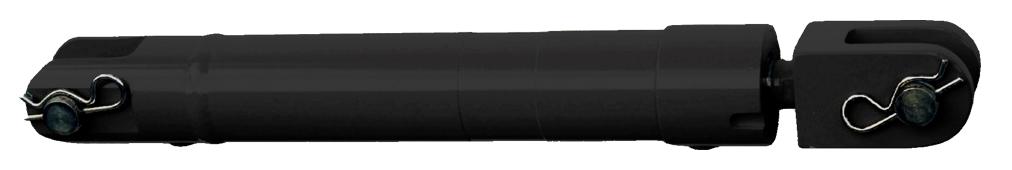 Black AG Hydraulic Cylinder