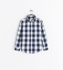 camisa chico zara