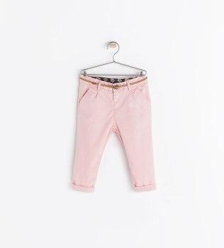 pantalon bebe zara niña 2