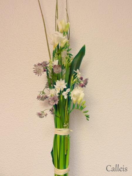 bouquet botte