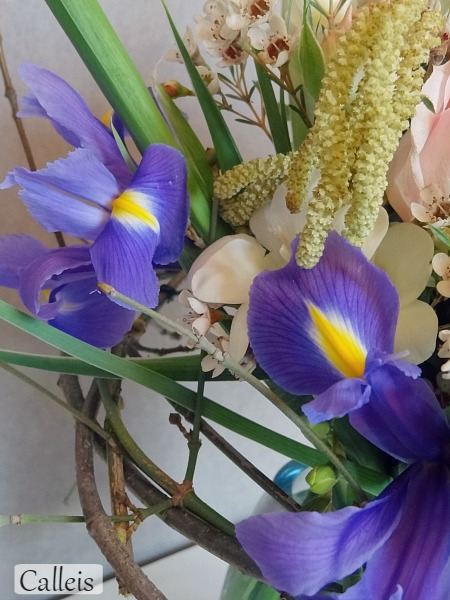 bouquet nid