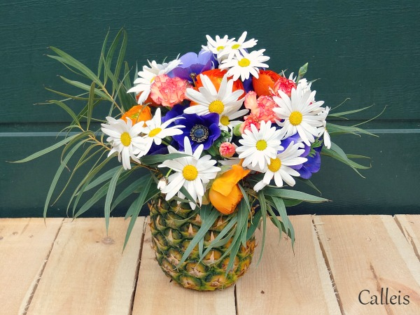 bouquet ananas