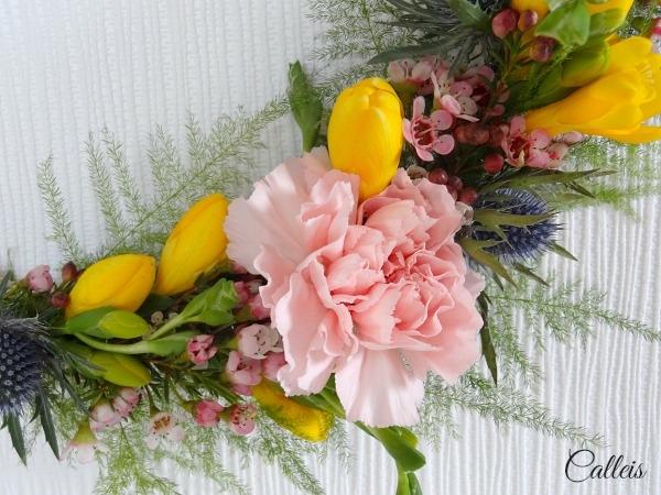 suspensions florales