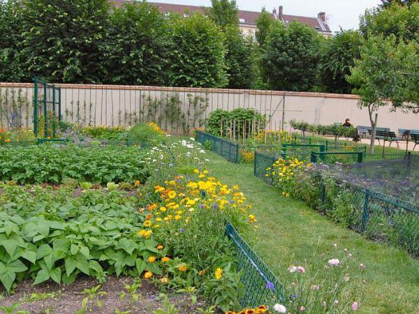jardin catherine labouré