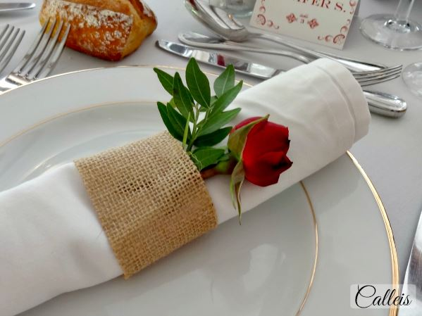 mariage burgundy