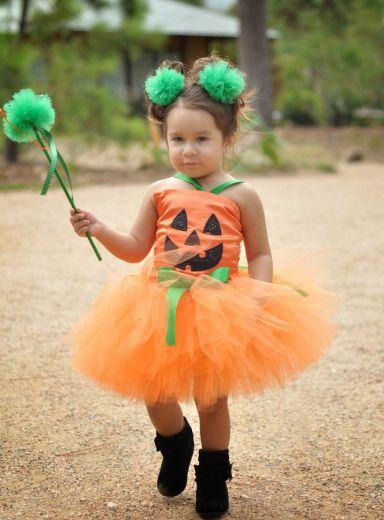Disfraz Halloween tutú