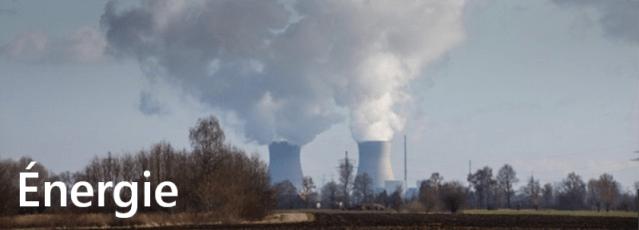 Etude de cas sur l'impact du changement climatique pour l'énergie et l'électricité
