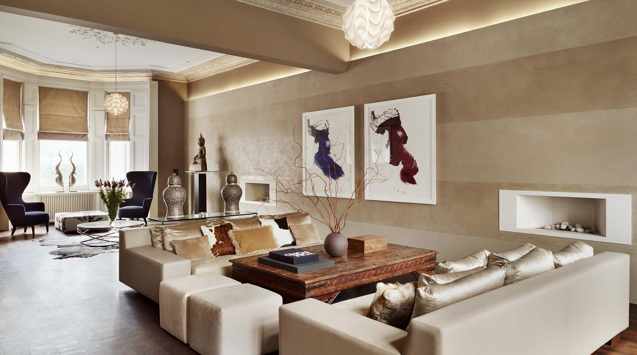 Kensington House High End Interior Design Ch