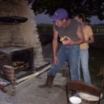 Outdoor Pizza Oven Callens Honey Farm