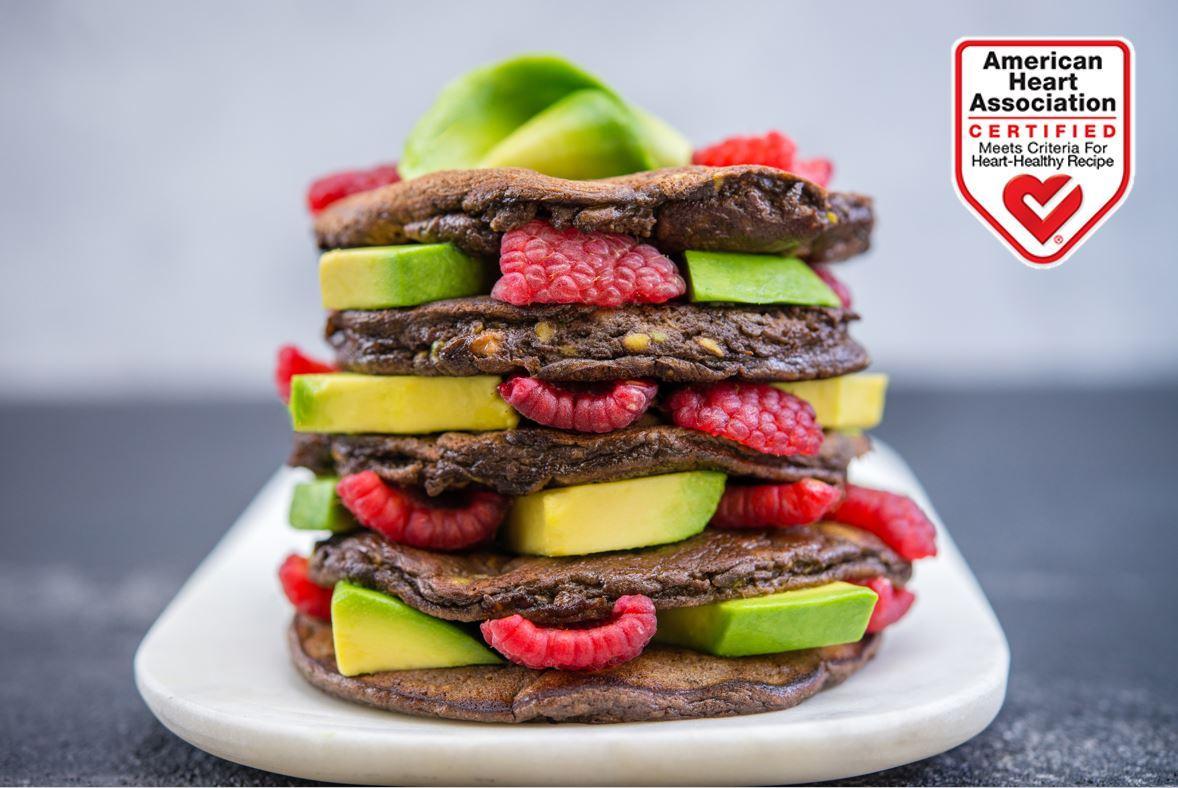 Heart Healthy Breakfast Recipe With Fresh Avocado Calle