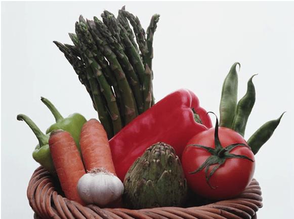 Healthy food - Para tener una mejor salud, siga comiendo verduras (y frutas)