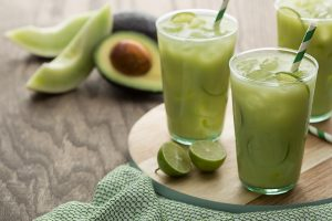 PG 6 Agua Fresca de Aguacate HiRes 300x200 - Spring Into Action with fresh avocado water