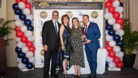DSC 1334 2 1 scaled - PONEMUS President Dariel Fernandez receives Hispanic Leadership Award