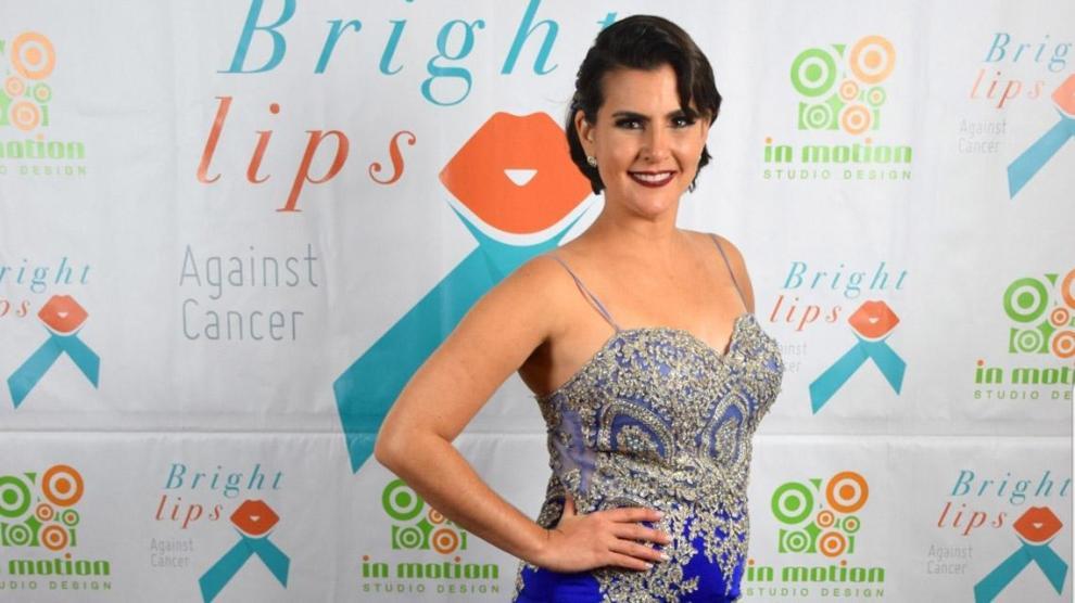 SmartSelect 20190416 115700 Chrome 1 - Gala Bright Lips solicita sonrisas y fondos para pacientes de cáncer de ovario