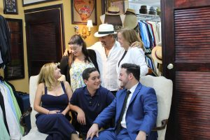 """LR fidel inside 1 300x200 - """"Fidel"""" de The Havana Collection"""