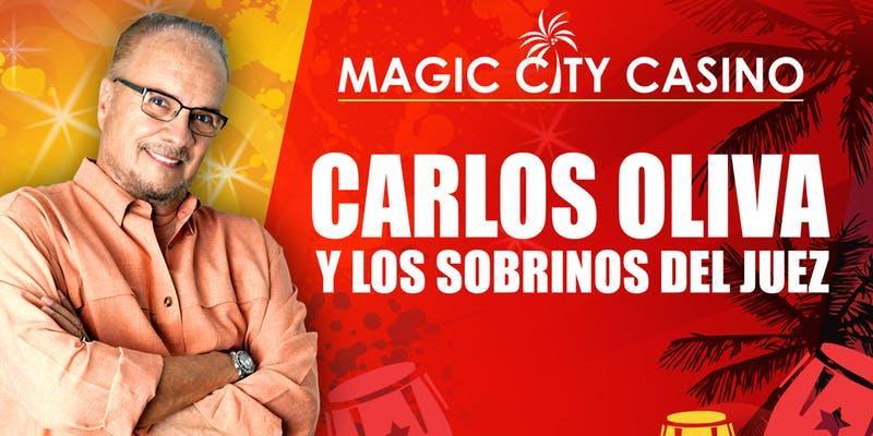 Carlos Oliva y Los Sobrinos del Juez