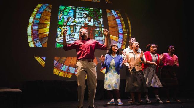 Turning 15 Choir Scene - Culture Shock Miami lanza su decimoquinta temporada