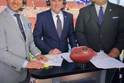 FOX Deportes NFL Photos - FOX DEPORTES CELEBRA LOS 100 AÑOS DE LA NFL Y SU TRANSMISIÓN EXCLUSIVA DEL SUPER BOWL LIV EN VIVO DESDE MIAMI