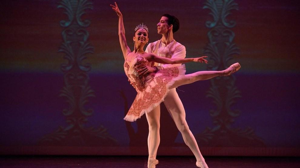 CCBM Nutcracker Photo Simon Soong - Cuban Classical Ballet of Miami  Jewels of the Russian Ballet