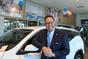 MUrgado car 300x200 - Mario Murgado of Brickell Motors and what it means to be a great leader