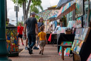 """ULH 2018 37 300x200 - Join us for the """"Umbrellas of Little Havana Art Festival"""" Dec 6,7, and 8 during Art Basel Miami"""