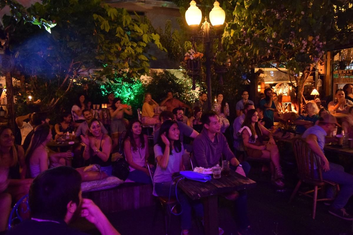 Mr Wrights Gold Diggers Saloon Comedy Night 7 21 19 8 - Las 8 mejores noches de comedia standup en Miami