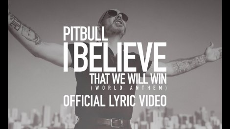 maxresdefault - Pitbull releases a new song to encourage positivity during COVID-19