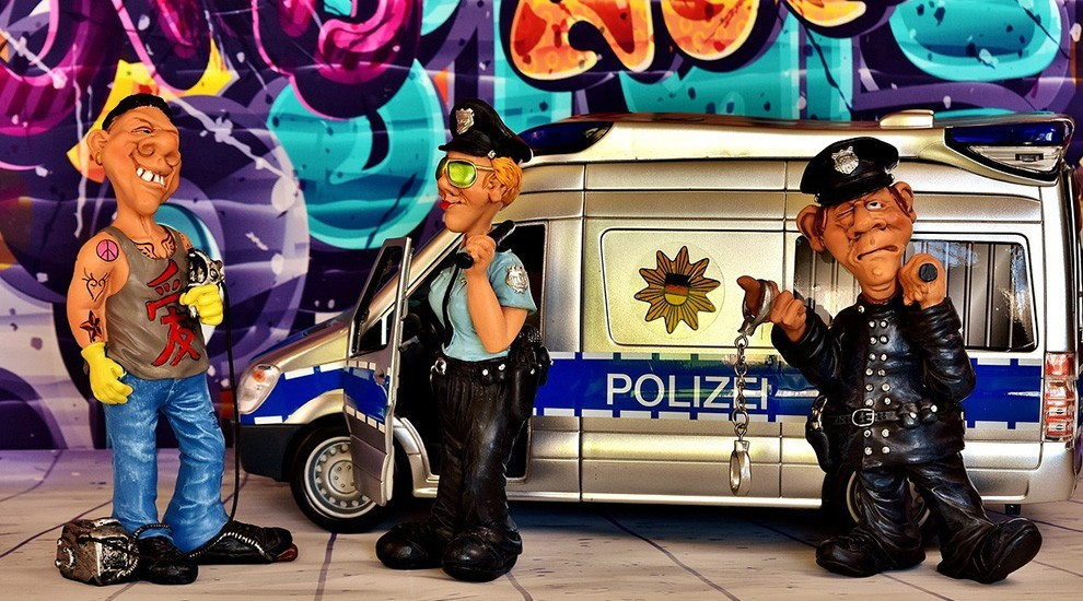 Police Usage
