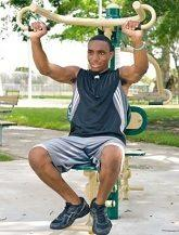 "fitness zone male - New ""Fitness Zone"" at Tropical Park opens June 13 at 11 a.m."
