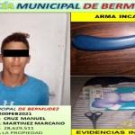 Detienen a un hombre que atracó a una mujer en Carúpano