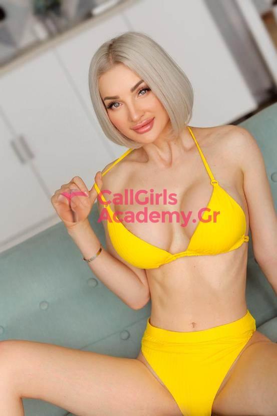 TOP ATHENS MODEL GALL GIRL MILANA