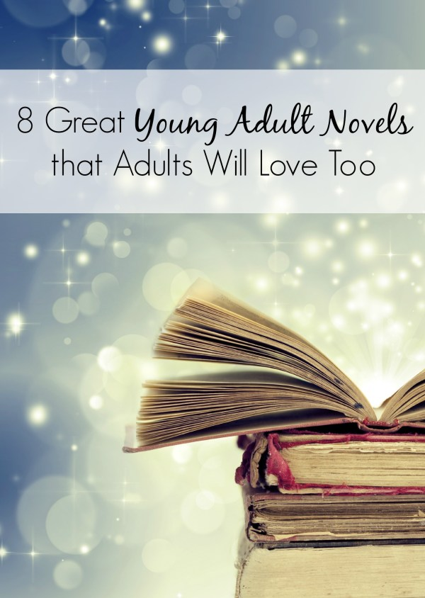 If you're looking for books to read - something you can read quickly but still has a plot line - check out these eight young adult novels that adults will love too! | novels to read | books worth reading | YA books to read | young adult books to read |