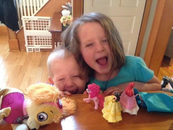 my *beautiful* children...
