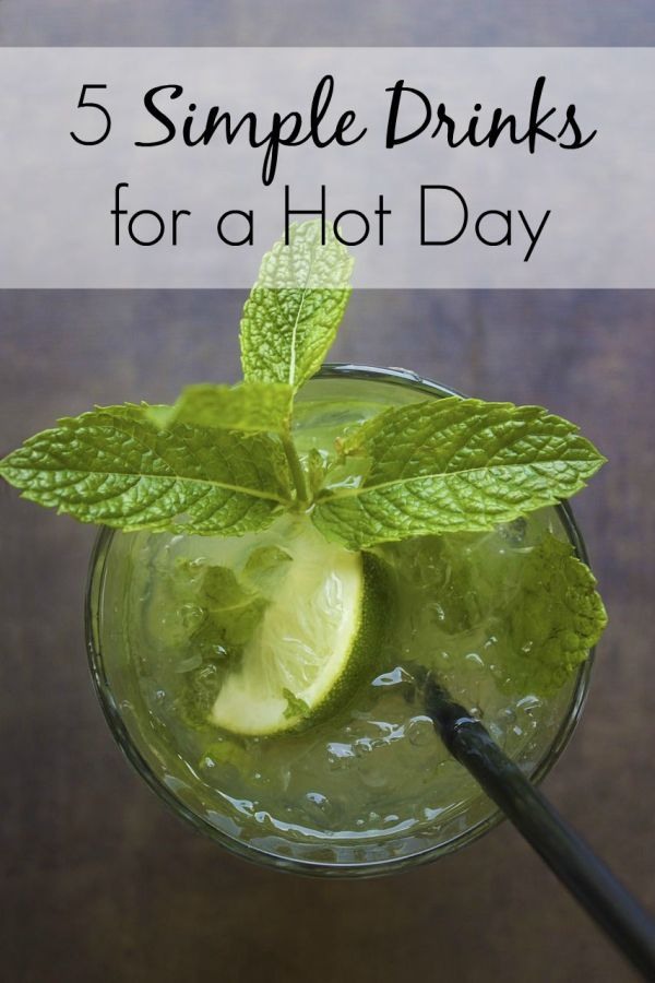 This summer, forget the multi-ingredient, involved recipes. Take it easy with these simple drink recipes. I don't even feel right saying recipes. You can buy a lot of these at the store… | drinks alcohol | drink recipes