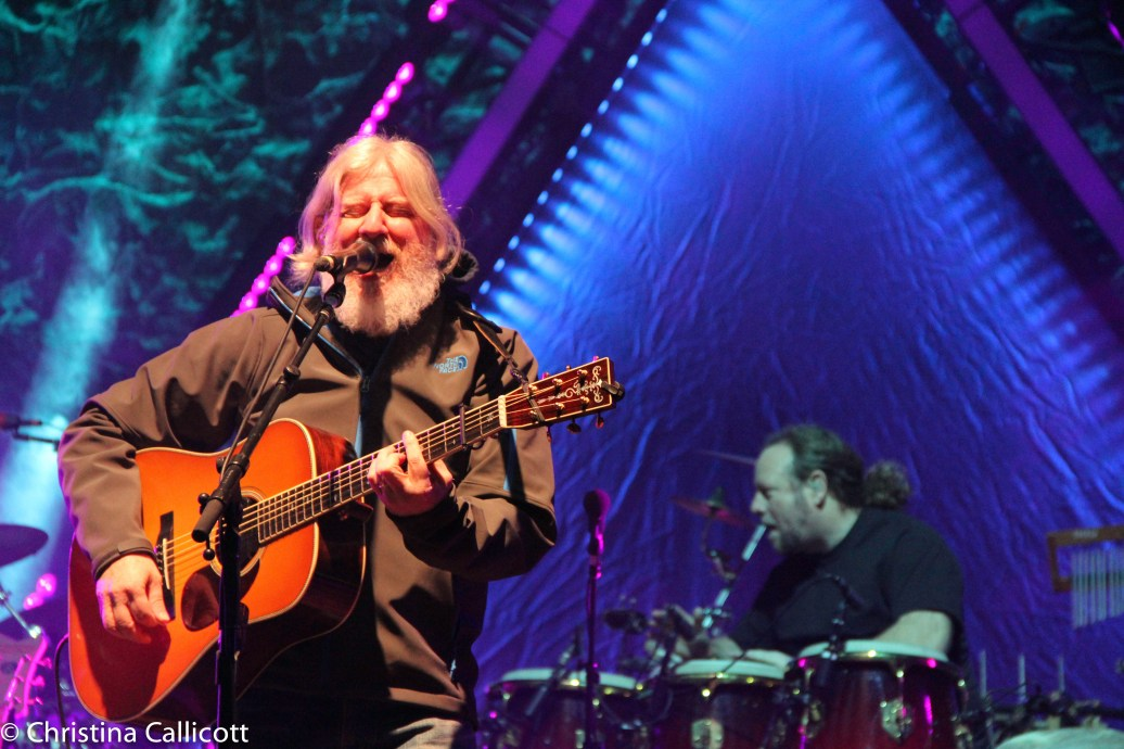 String Cheese headlined three nights at the Suwannee Hulaween festival at Live Oak, Florida, Oct. 30-Nov. 2, 2014.