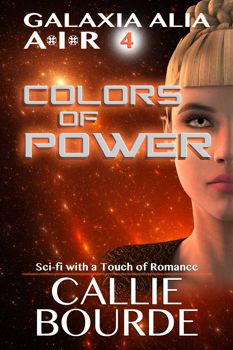 Colors of Power by Callie Bourde