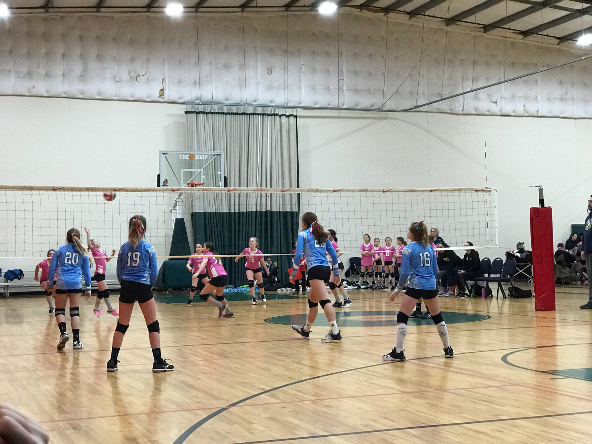 Volleyball tournament (@ The Hoop…