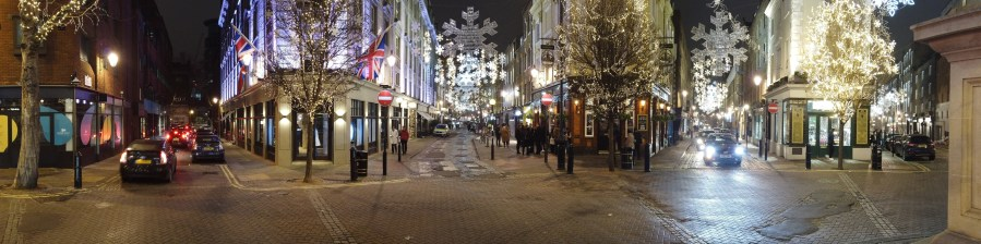 The View from Seven Dials