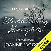 I finished Wuthering Heights by…