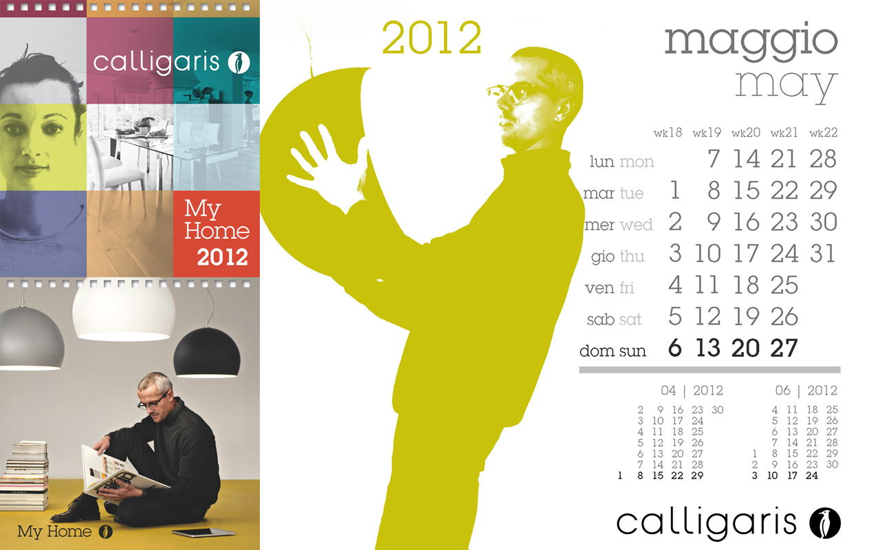 Calligaris My Home: Maggio 2012