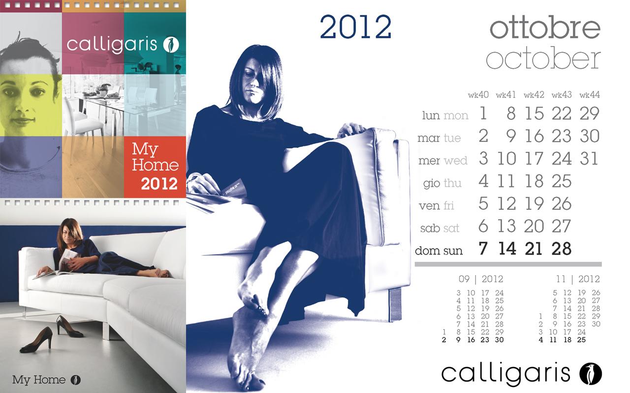 Calligaris My Home: Ottobre 2012