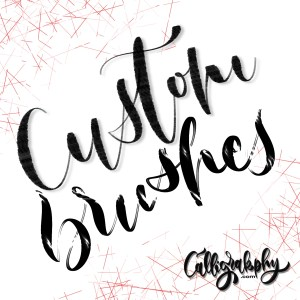 custom brushes