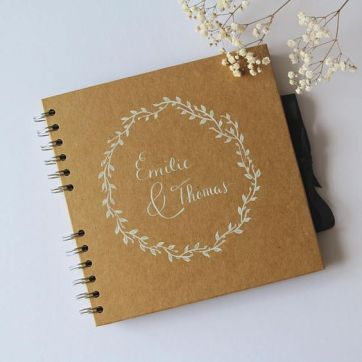 calligraphie mariage