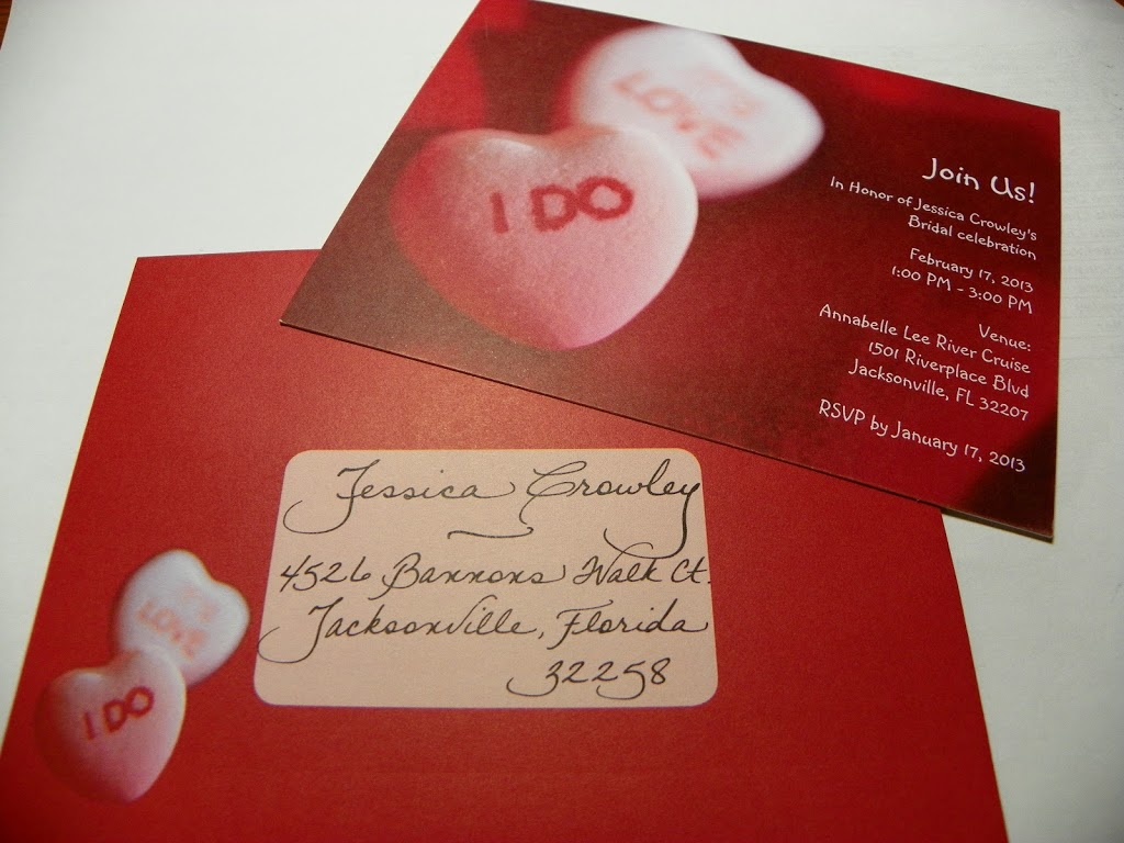 More Christmas Projects – Jacksonville, FL – Calligraphy for ...