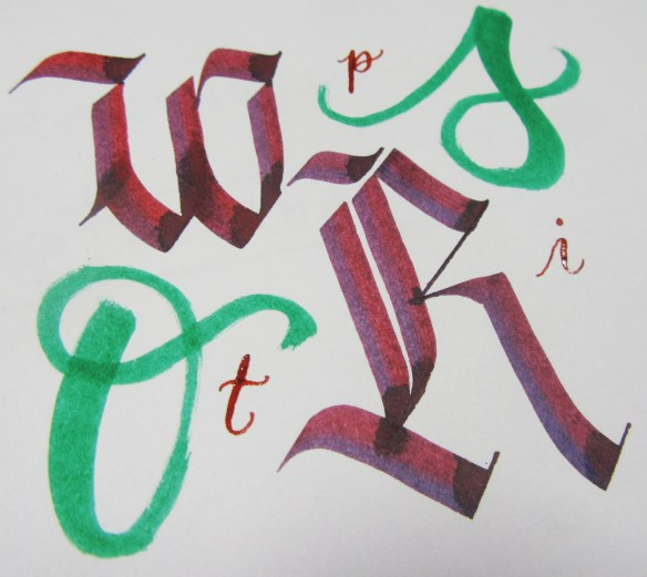 How to Learn Calligraphy - Complete Beginners Guide
