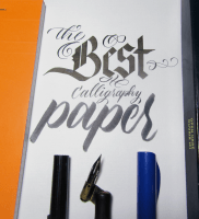 The Best Calligraphy Paper