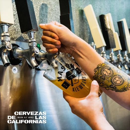 cervezas de las californias, premier beer distributor