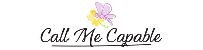 Call Me Capable, Speaker, Motivator, Game Creator, Carol Leish, Butterfly, Flower, Purple, Yellow, Green, www.callmecapable.net